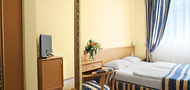 От 5 дней отдыха и оздоровления в бутик-отеле «Oscar» 4* в Трускавце