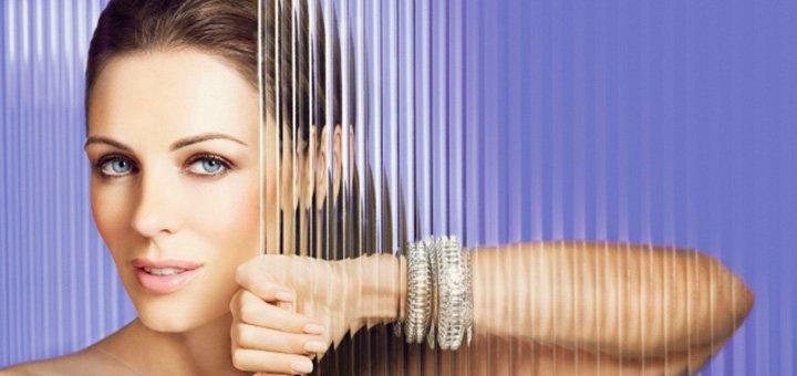 До 3 сеансов микротоковой терапии лица в косметологии «E-Studio»