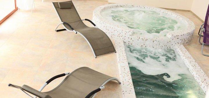 От 3 дней Relax-отдыха с питанием и пакетом услуг в SPA-отеле «Пабло» на курорте Шаян