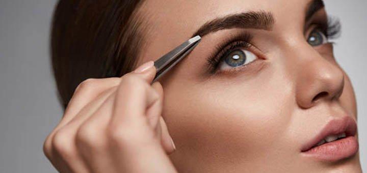 Коррекция, окрашивание и биофиксация бровей в студии красоты «KrisStyle»