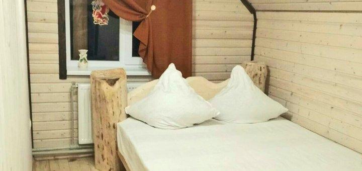 От 2 дней отдыха в частной усадьбе «Людмила» в Закарпатье на территории национального парка