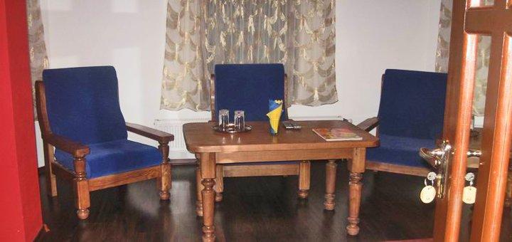 От 2 дней отдыха с завтраками в гостиничном комплексе «Скорпион» в Закарпатье