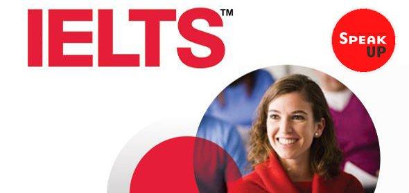 Подготовка к IELTS в школе Speak Up! Дарим 2 урока с носителем и пробный тест!