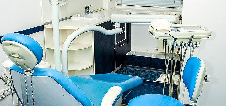 Ультразвуковая чистка зубов, Air-Flow и полировка пастой в стоматологическом центре «Dr.Krolik»