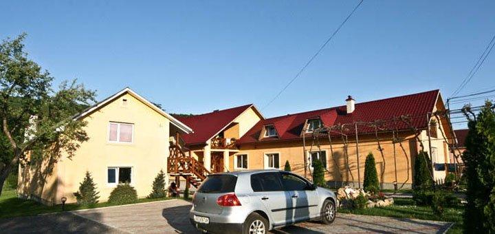 От 3 дней отдыха в отеле «У Галини» в Солочине в Карпатах недалеко от подъемников