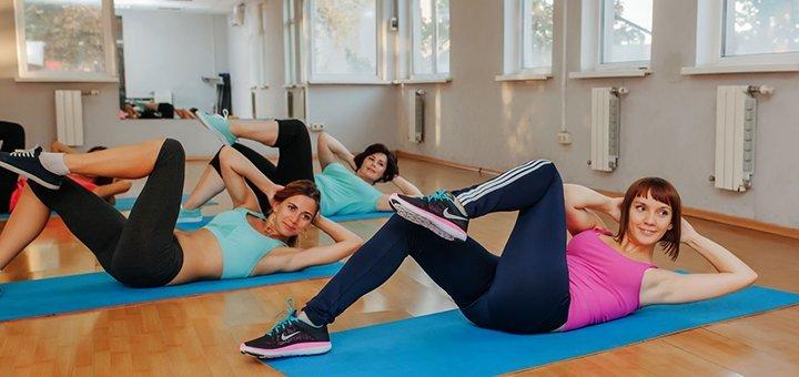 До 24 занятий фитнесом в клубе «90-60-90»