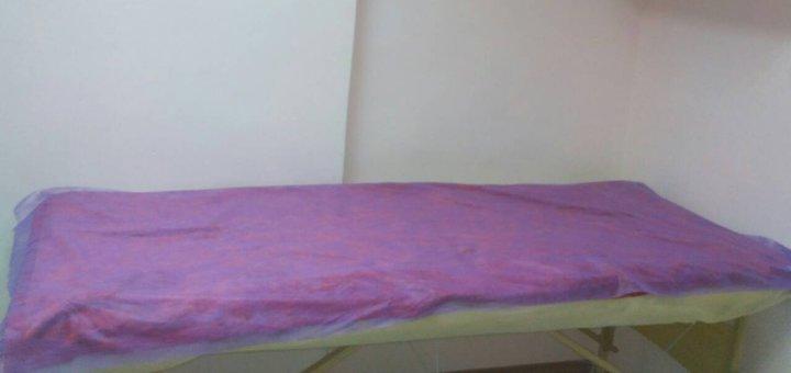 До 8 сеансов массажа спины и шейно-воротниковой зоны в студии «Honey&Health»