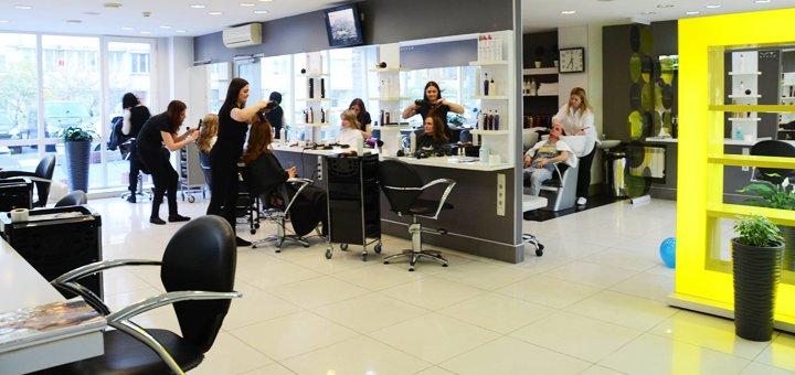 Spa-программа в салоне красоты «Evolve salon&store»