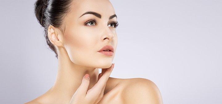 Пудровые брови, перманентный макияж губ в салоне красоты «Cosmeja beauty studio»