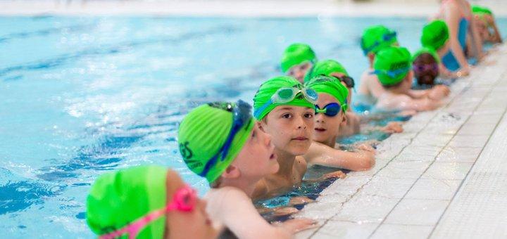 До 12 занятий плаваньем для детей в развивающем центре «Aqua Nika»