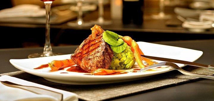 Романтический ужин в греческом ресторане «Arm Greek»