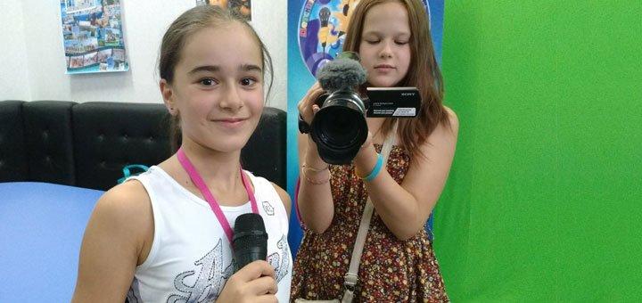День рождения для детей в телевизионном формате от студии детского телевидения «Вместе»