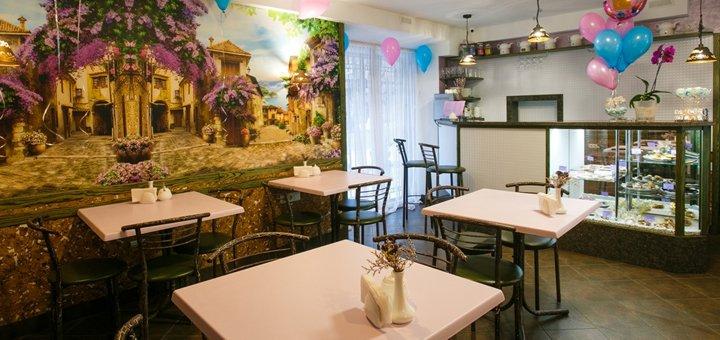 Скидка 50% на всё меню кухни и бара в новом семейном кафе «КiBi»