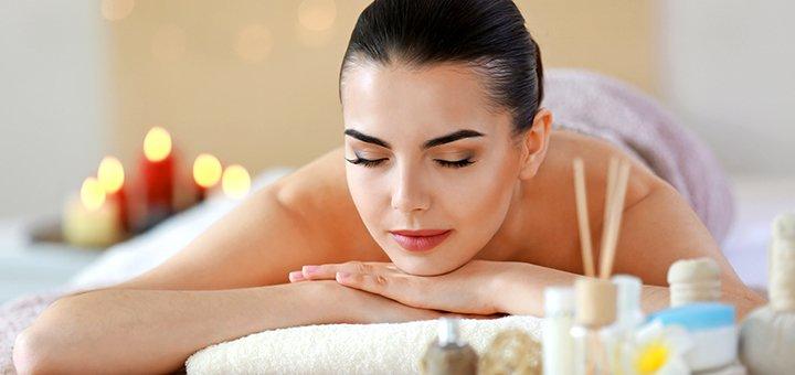 SPA-программа «Золотое искушение» в массажном кабинете «Beauty studio»