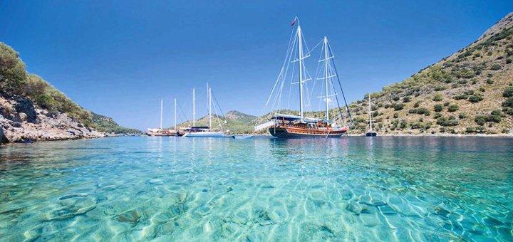 Скидка 8% на туры в Турцию от туристического агентства «Заманчивые туры»