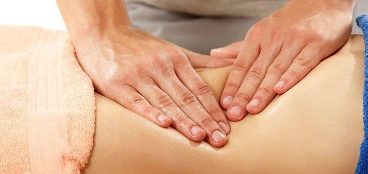 До 5 сеансов антицеллюлитного массажа в массажном кабинете «Твое здоровье»