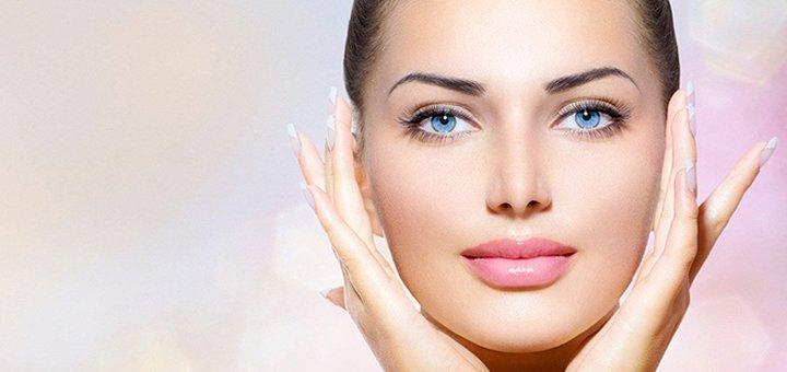 До 5 сеансов аквадермобразии и уход по типу кожи в салоне красоты «Sokolovа beauty»