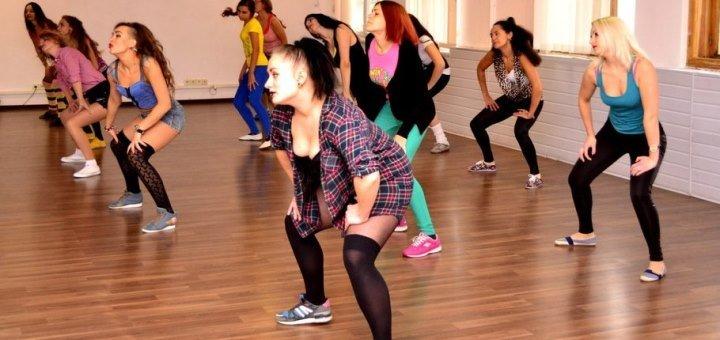 До 3 месяцев занятий Jazz funk и Pop Jazz в студии «ArtDream Dance Studio»