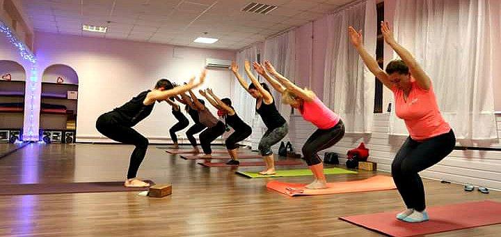 До 3 месяцев занятий Balance-йогой в студии «ArtDream Dance/Yoga Studio»