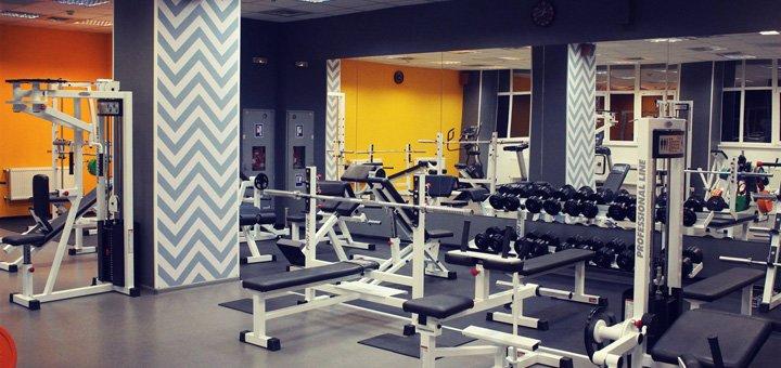 До 6 месяцев безлимитных занятий в тренажерном зале «Gym-Planet»