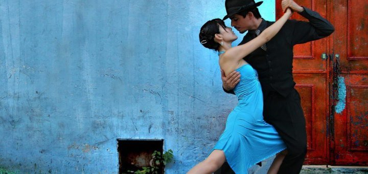 Аргентинское танго секси танго видео