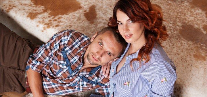 Профессиональная фотосессия от фотографа Екатерины Залюбовской