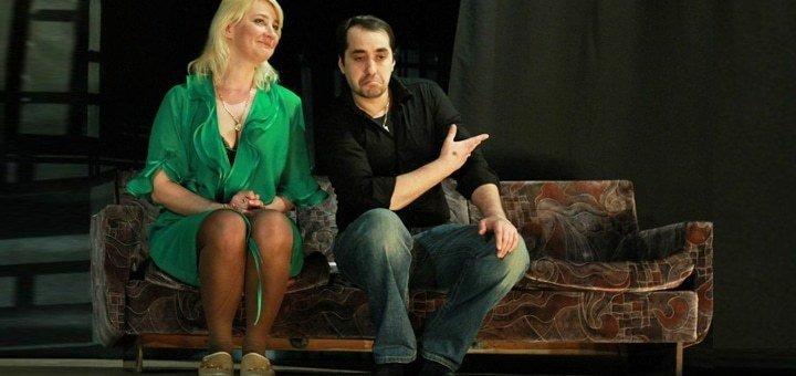 Секс театр в киеве