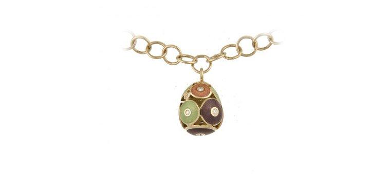 Скидка 60% на изделия от «Faberge» и «Victor Mayer» от интернет-магазина «Gold.ua»