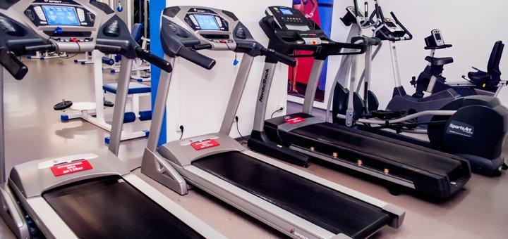 Скидка 20% на 1 месяц безлимитного посщения тренажерного зала в фитнес-центре «Athletic Build»