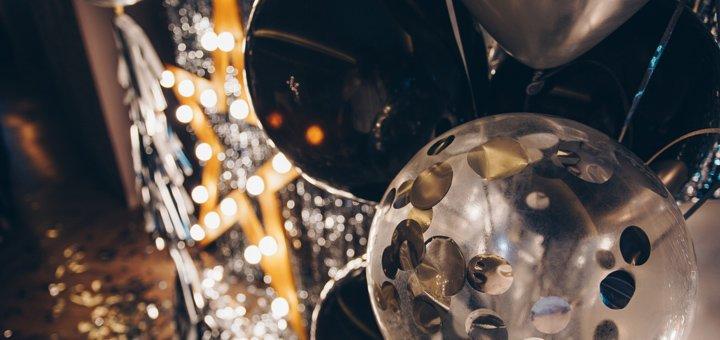Скидка 25% на аренду фотозоны для праздника от студии флористики и декора «Кирия»
