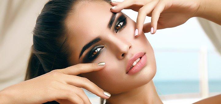 Профессиональный макияж от косметолога Ирины Орел