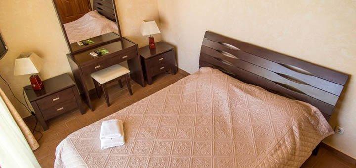 От 4 дней отдыха в комфортабельном отеле «Дельфин 3*» в Коблево на берегу Черного моря