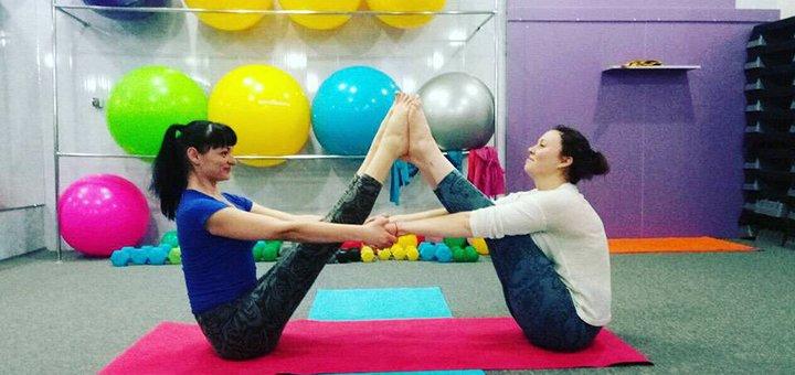 Скидка до 60% на занятия фитнесом, пилатесом с элементами ЛФК в «ST Relax»