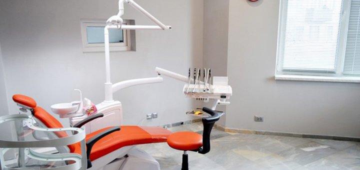 Ультразвуковая чистка зубов и Air-Flow в клинике «Swiss Dent»