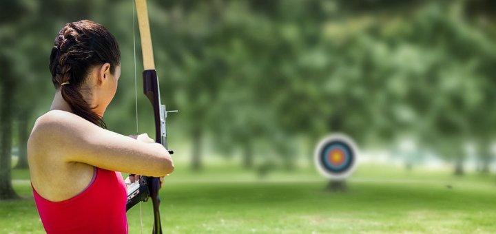 Скидка до 63% на стрельбу из лука в лучном клубе «Зверобой»