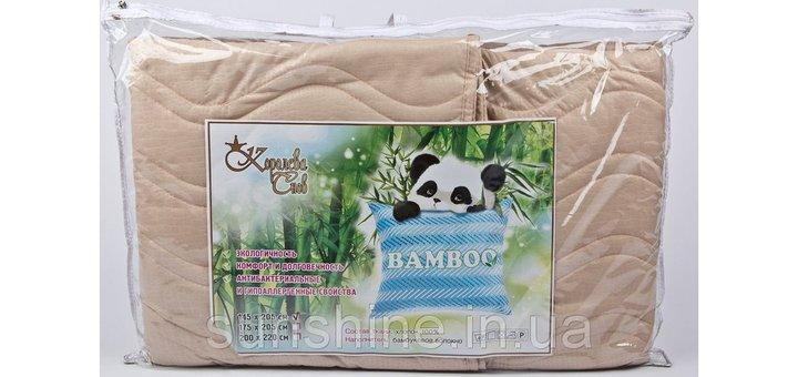Скидка 50% на летнее бамбуковое одеяло