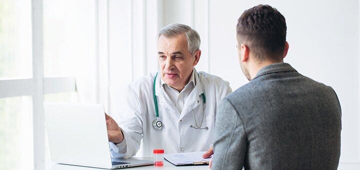 Базовое или комплексное обследование у уролога в лечебно-диагностическом центре «Лидия-ФМ»