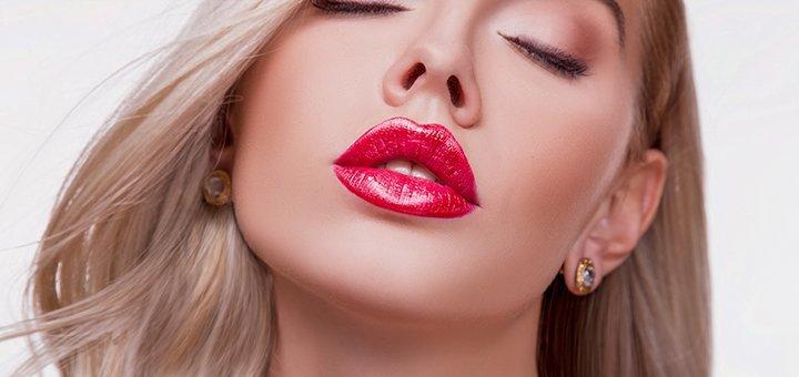 Скидка 30% на увеличение губ в клинике эстетической медицины «Ex Tempore»