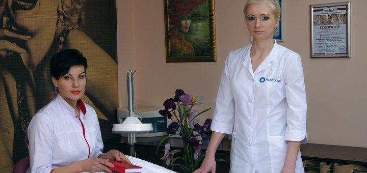 Скидка 50% на мануальную чистку лица в косметологическом кабинете Марины Соболь