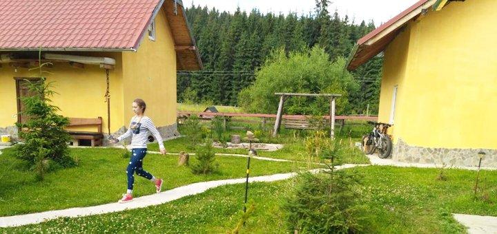 От 3 дней отдыха в мини-отеле «Урочище Багончик» в Ворохте