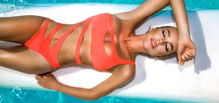 До 10 сеансов RF-лифтинга с охлаждающим обертыванием в центре косметологии «Studio-Laser»