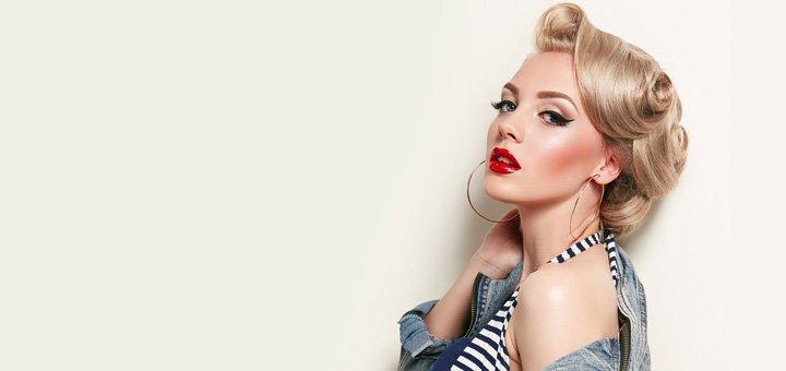 Перманентный макияж бровей, губ и век в студии красоты «Beauty Bar Alexa»