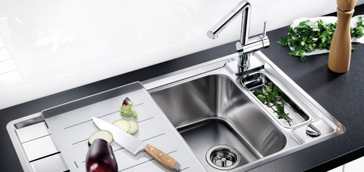 Скидка 7% на кухонные смесители и мойки «FRANKE» от интернет-магазина «КРАНОК»
