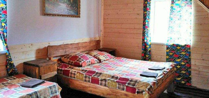 От 3 дней отдыха с питанием в отеле «Урочище Багончик» в Ворохте
