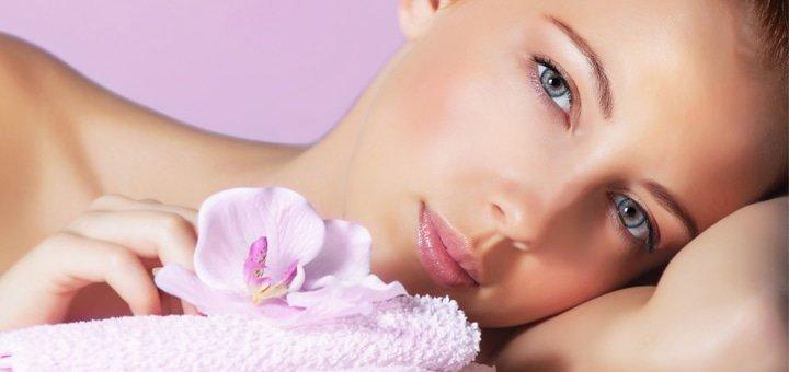 Программа «Lillie» по уходу за кожей лица, шеи и декольте в центре «TOP Laser»