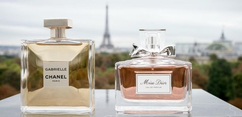 Parfums-gabrielle-de-chanel-et-miss-dior-a-paris