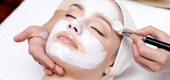 Скидка до 68% на экспресс-уход по восстановлению кожи лица от косметолога Ксении Собко