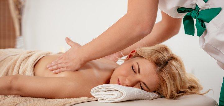 До 7 сеансов массажа в массажном кабинете «Health Touch Massage»