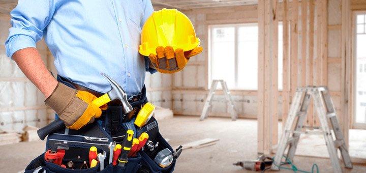 Скидка 5% на строительные или ремонтно-отделочные работы в любом помещении от «ArtStudioLeO»