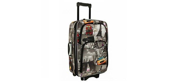 Скидка 25% на чемоданы маленького размера в оптово-розничном магазине «MilWest»